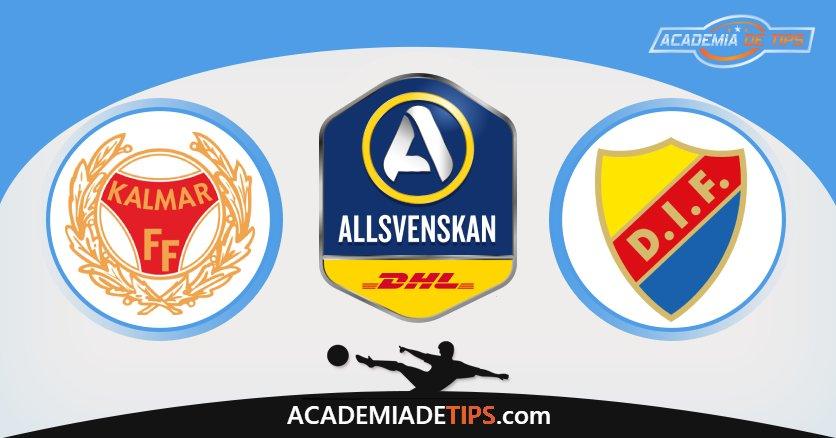 Kalmar vs Djugarden, Prognóstico, Análise e Apostas Allsvenskan