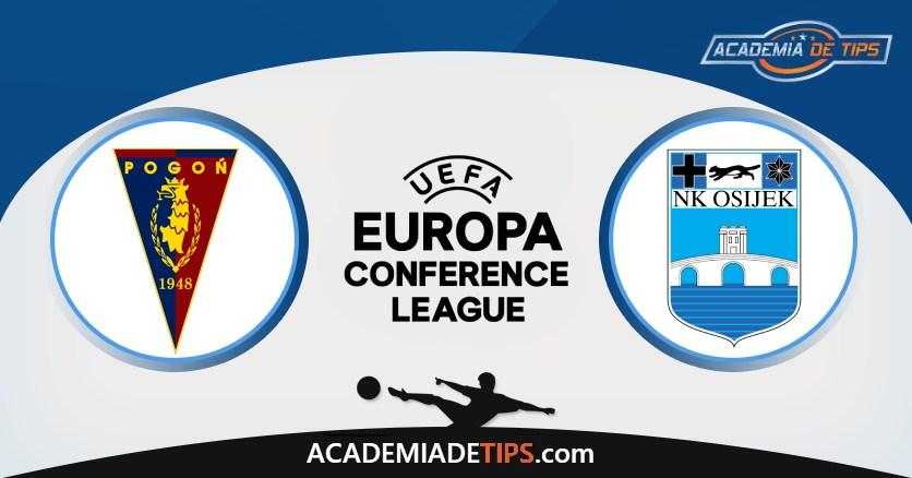 Pogon Szczecin vs Osijek, Prognóstico, Análise e Apostas Conference League