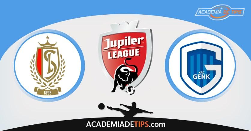 St. Liege vs Genk, Prognóstico, Análise e Apostas Jupiler League