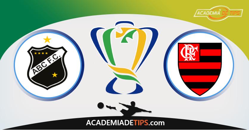 ABC vs Flamengo, Prognóstico, Análise e Apostas Copa do Brasil
