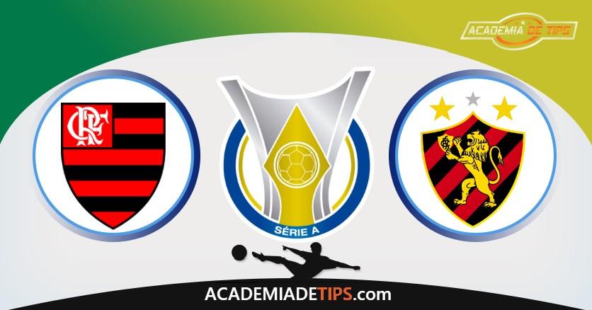 Flamengo vs Sport Recife, Prognóstico, Análise e Apostas Brasileirão – 4 Tips Sugeridas