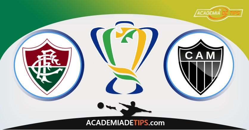 Fluminense vs Atlético-MG, Prognóstico, Análise e Apostas Copa do Brasil – 4 Tips Sugeridas