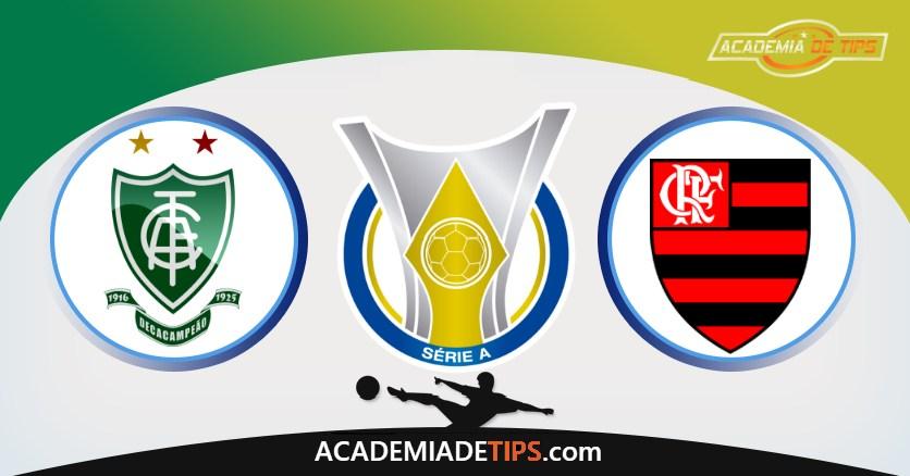 América-MG vs Flamengo, Prognóstico, Análise e Apostas Brasileirão – 4 Tips Sugeridas