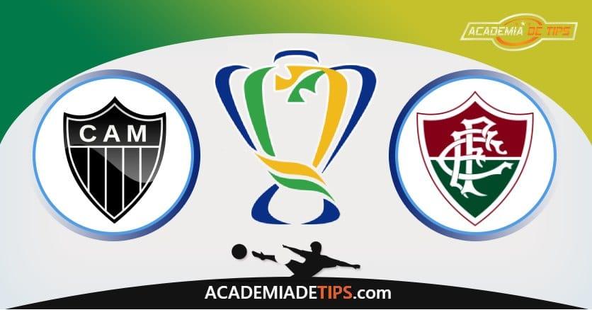 Atlético-MG vs Fluminense, Prognóstico, Análise e Apostas Copa Brasil – 4 Tips Sugeridas