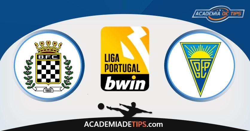 Boavista vs Estoril, Prognóstico, Análise e Apostas Liga Portugal