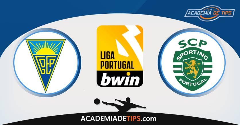 Estoril vs Sporting, Prognóstico, Análise e Apostas Liga Portugal