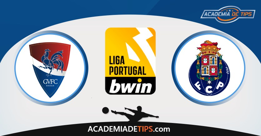 Gil Vicente vs Porto, Prognóstico, Análise e Apostas Liga Portugal