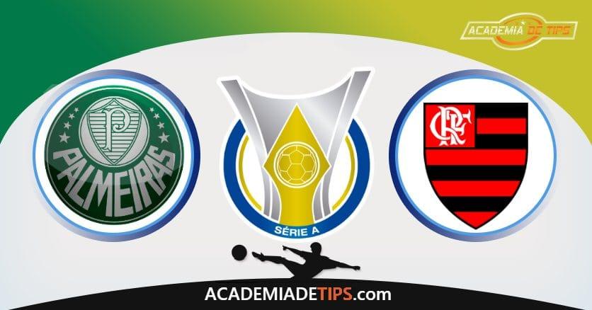 Palmeiras vs Flamengo, Prognóstico, Análise e Apostas Brasileirão – 4 Tips Sugeridas