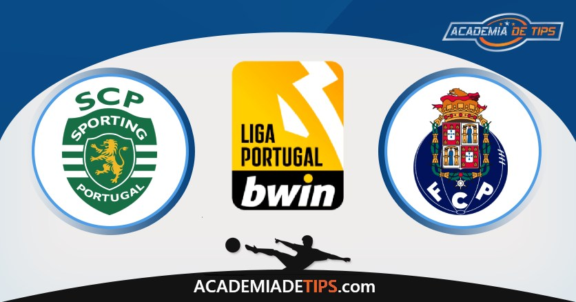Sporting vs Porto, Prognóstico, Análise e Apostas Liga Portugal