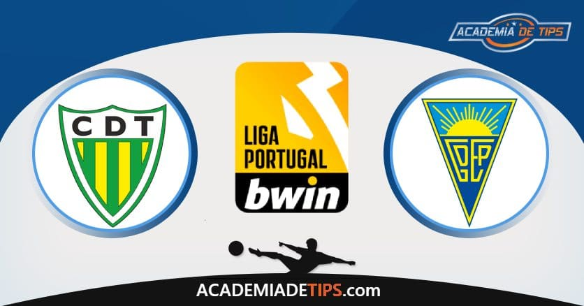Tondela vs Estoril, Prognóstico, Análise e Apostas Liga Portugal