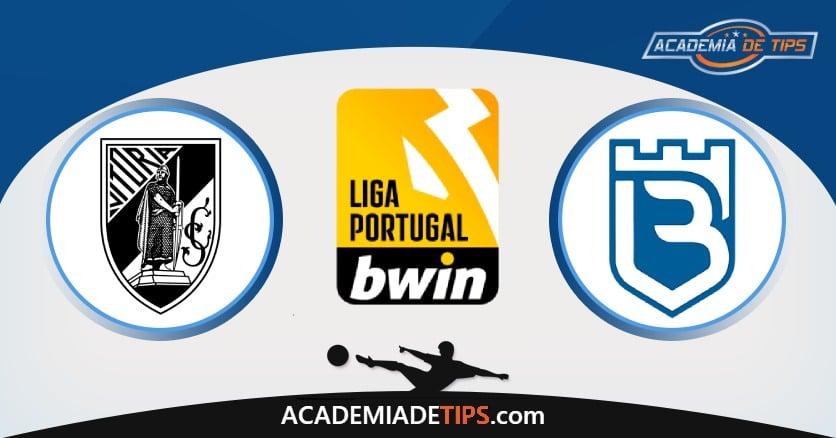 Vitória SC vs Belenenses, Prognóstico, Análise e Apostas Liga Portugal