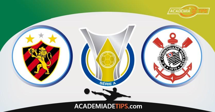 Sport Recife vs Corinthians, Prognóstico, Análise e Apostas Brasileirão – 4 Tips Sugeridas